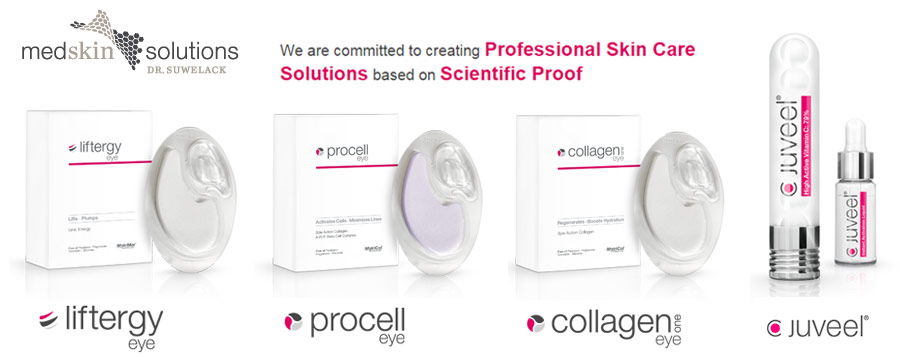 We are committed to creating professional skin care solutions based on scientific proof